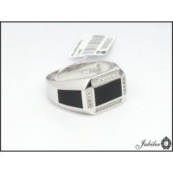 Srebrny sygnet męski (1380035523)