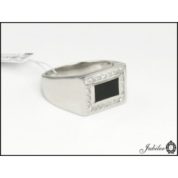 Srebrny sygnet męski (1380035524)
