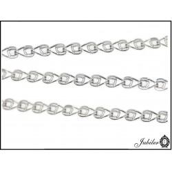 Srebrny łańcuszek (29413)
