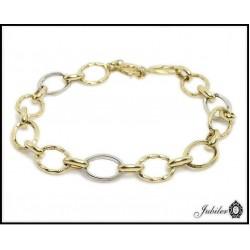 Złota bransoletka (24811)