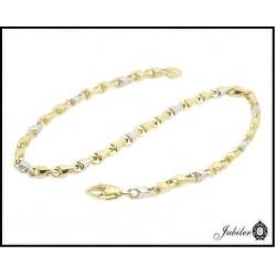 Piękna złota bransoletka (1380034267)
