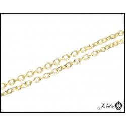 Złoty łańcuszek - ankier (31359, 31358, 31362)