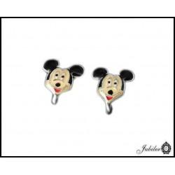 Srebrne kolczyki dla dzieci typu Mikii (7224682562)