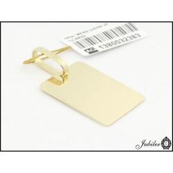 Złoty nieśmiertelnik (32383,32384)