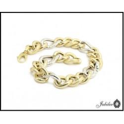Piękna i wyjątkowa bransoletka złota (1380034271)