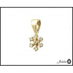 Złoty łańcuszek - pancerka (050540
