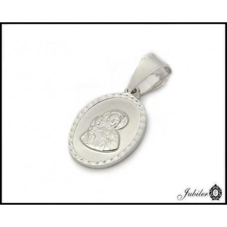 Srebrny medalik - zawieszka (30416,30421)