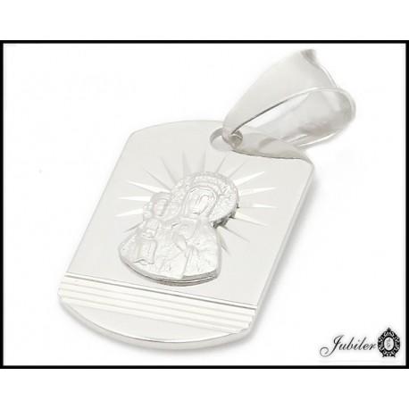 Srebrny medalik - zawieszka (30579,30577)