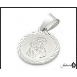 Srebrny medalik - zawieszka (30433,30435)