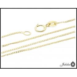 Złoty łańcuszek - pancerka (32469)